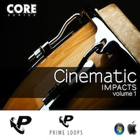 Cinematic Impacts Vol. 1 product image