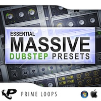 Essential Dubstep Presets For Massive product image