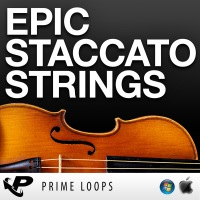 Epic Staccato Strings product image