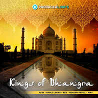 Kings of Bhangra product image