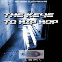 The Keys To Hip Hop product image