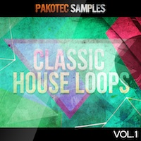 Classic House Loops Vol.1 product image
