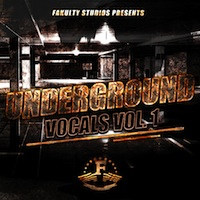 Underground Vocals Vol.1 product image