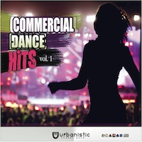 Commercial Dance Hits Vol.1 product image