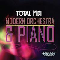 Total MIDI: Modern Orchestra & Piano product image