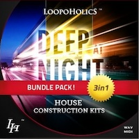 Deep At Night Bundle: House Construction Kits product image