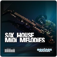 Sax House MIDI Melodies product image