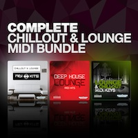 Complete Chillout & Lounge MIDI Bundle product image
