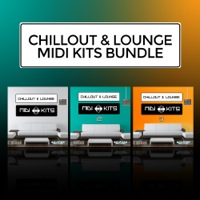 Chillout & Lounge MIDI Kits Bundle (Vols 1-3) product image