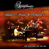 Symphonic Series Vol.7: Piano & Orchestra 2 product image