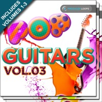 Pop Guitars Bundle (Vols 1-3) product image