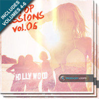 LA Pop Sessions Bundle (Vols.4-6) product image