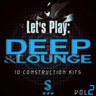 Let's Play: Deep & Lounge Vol.2 product image
