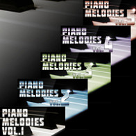 Piano Melodies Bundle product image