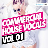 Commercial House Vocals Vol.1 product image
