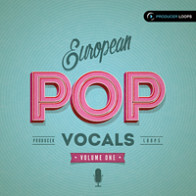 European Pop Vocals Vol.1 product image