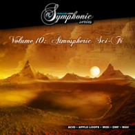 Symphonic Series Vol.10 - Atmospheric Sci-Fi product image