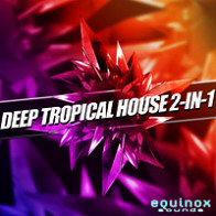 Deep Tropical House 2-in-1 product image