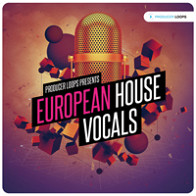 European House Vocals Vol.1 product image