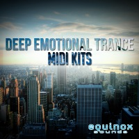 Deep Emotional Trance MIDI Kits  product image