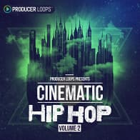 Cinematic Hip Hop Vol 2 product image