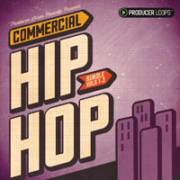 Commercial Hip Hop Bundle (Vols 1-3) product image