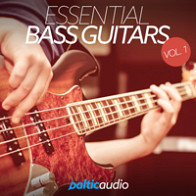 Essential Bass Guitars Vol 1 product image