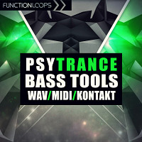 Psytrance Bass Tools product image