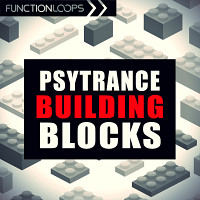 Psytrance Building Blocks product image