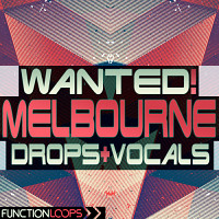 WANTED! Melbourne Drops & Vocals product image