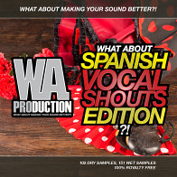 What About Spanish Vocal Shouts Edition product image