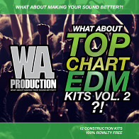 What About Top Chart EDM Kits Vol 2 product image