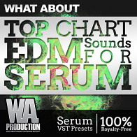 What About Top Chart EDM Sounds For Serum product image