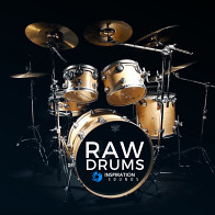 Raw Drums product image