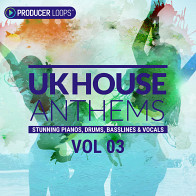 UK House Anthems Vol.03 product image