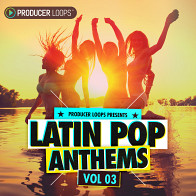 Latin Pop Anthems 3 Pop Loops