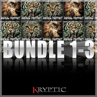 Animal Instinct Bundle (Vols 1-3) product image