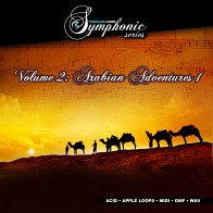 Symphonic Series Vol.2: Arabian Adventures 1 product image