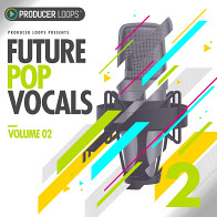 Future Pop Vocals Vol 2 product image