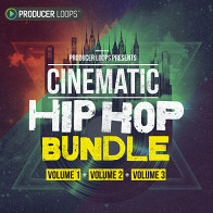 Cinematic Hip Hop Bundle (Vols 1-3) product image