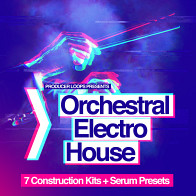 Orchestral Electro House product image