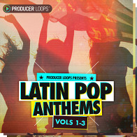 Latin Pop Anthems Bundle (Vols 1-3) product image