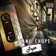 Piano Chops Tape product image