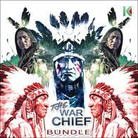 The War Chief Bundle (Vols 1-3) product image