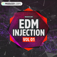 EDM Injection Vol 1 product image