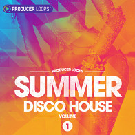 Summer Disco House Vol 1 product image