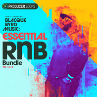 Blacque Byrd Music: Essential RnB Bundle (Vols 1-3) product image