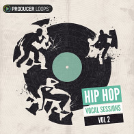 Hip Hop Vocal Sessions Vol 2 product image