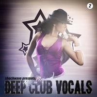 Deep Club Vocals Vol.2 product image