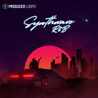 Synthwave R&B product image